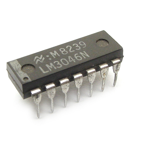 LM3046N NS