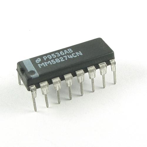 MM58274CN NS