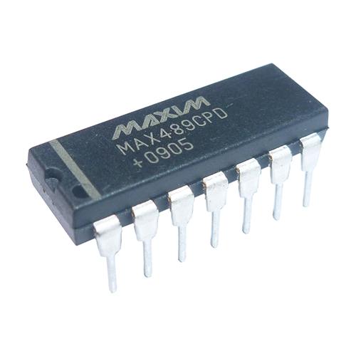 MAX489CPD MAXIM