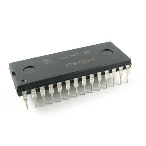 MC34118P MOTOROLA