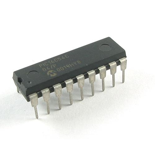 PIC16C54C-04/P MICROCHIP