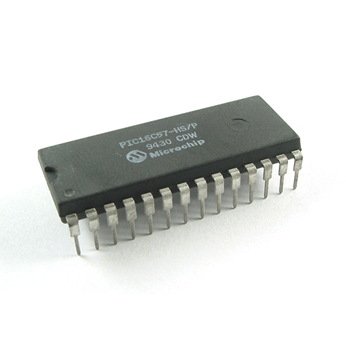 PIC16C57-HS/P MICROCHIP