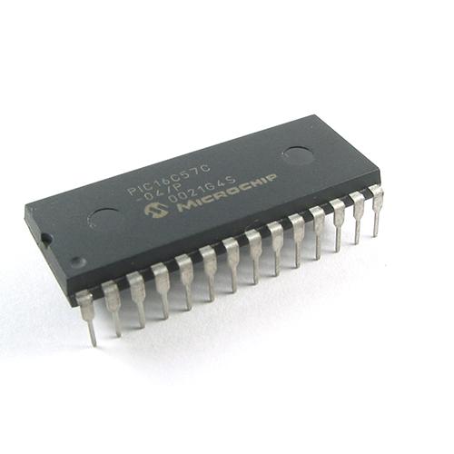 PIC16C57C-04/P MICROCHIP