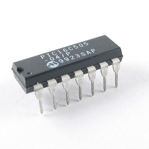 PIC16C505-04/P MICROCHIP