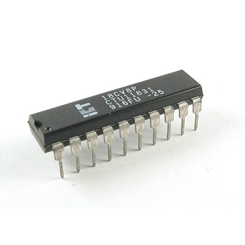PEEL18CV8P-25 ICT
