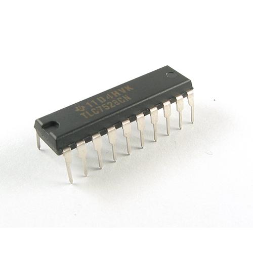 TLC7528CN=AD7528 – TI