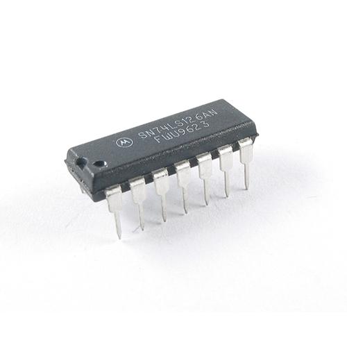 74LS126 MOTOROLA