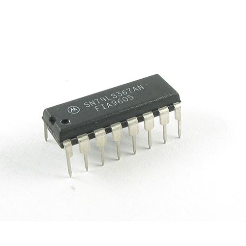 74LS367 MOTOROLA
