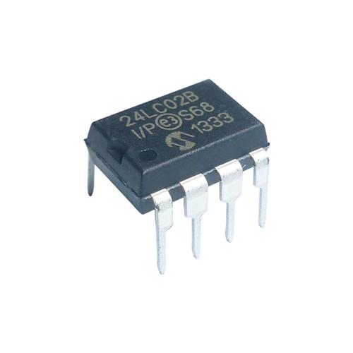 24LC02B-I/P MICROCHIP