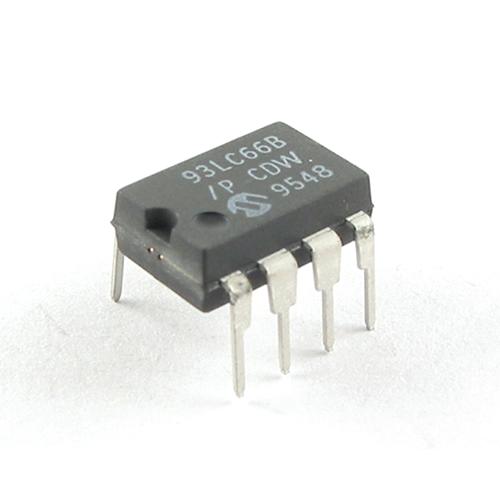 93LC66/P MICROCHIP
