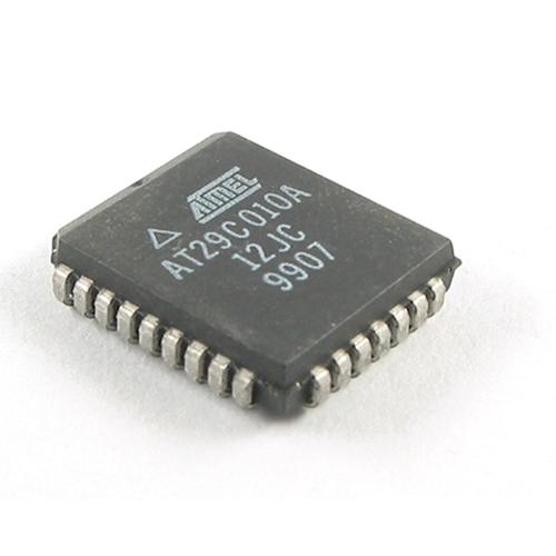 29C010A-12JC PLCC ATMEL