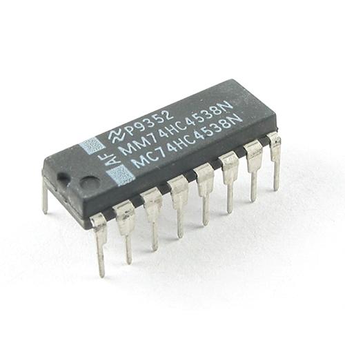 74HC4538 NS