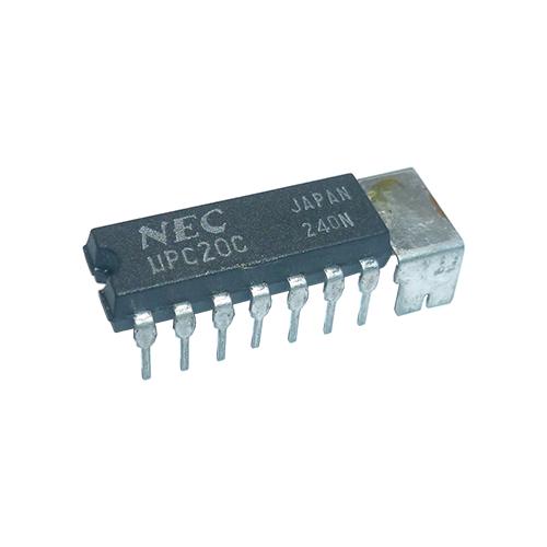 UPC20 NEC