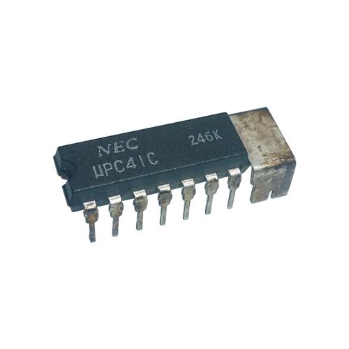 UPC41 NEC